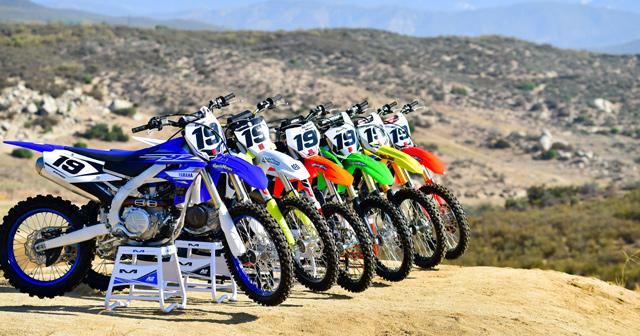 2019 450 Motocross Shootout - ...