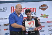 Jared Mees captures fifth flat track national title.