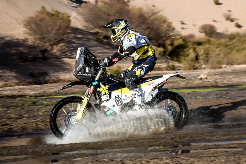 Pablo Quintanilla Third Overall at Desafio Ruta 40