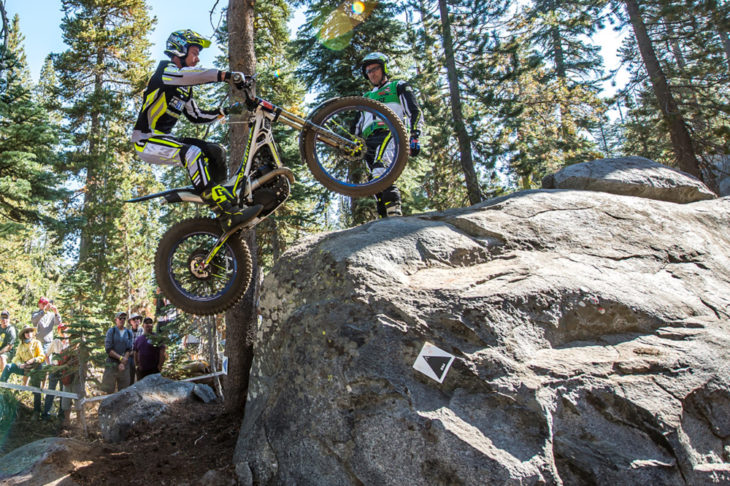 Pat Smage won his 10th AMA trials title.