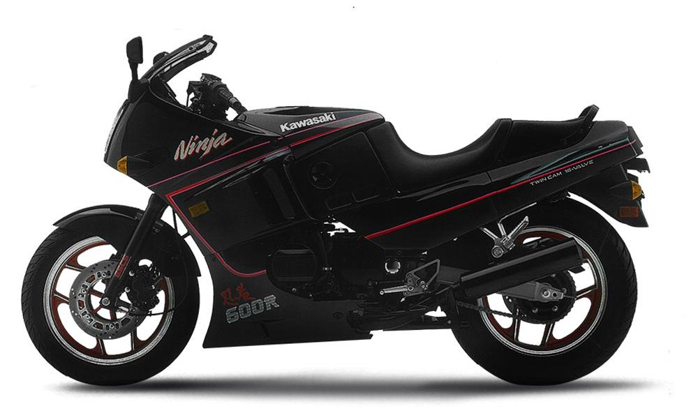 1990 Ninja 600-C3