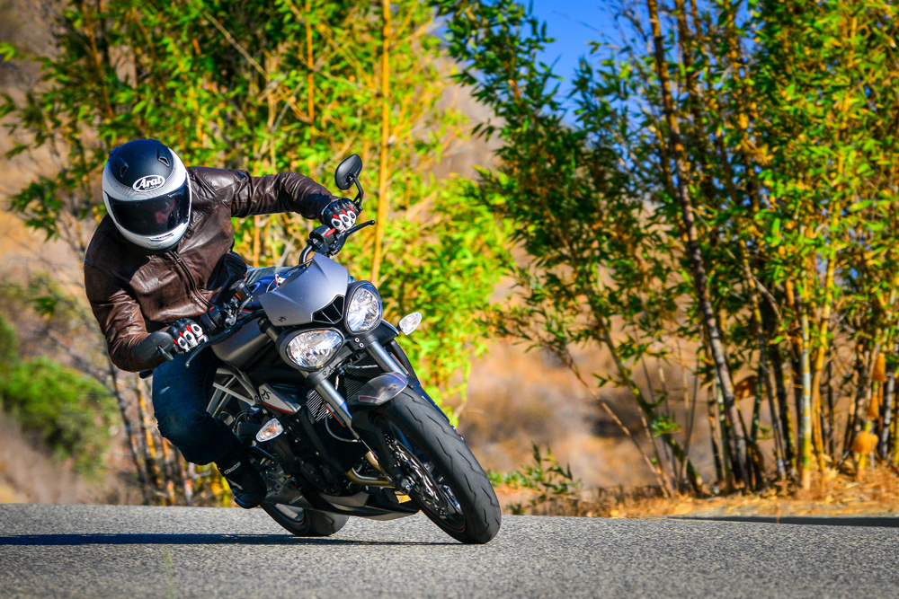 2018 Triumph Street Triple 765 Rs Full Test Cycle News