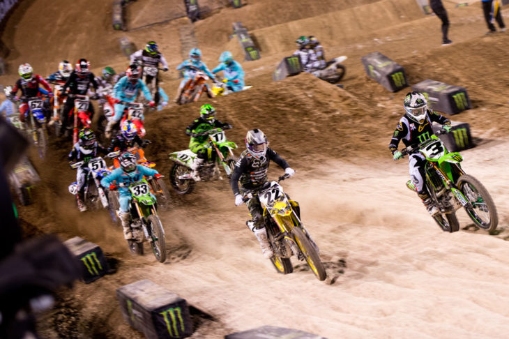2018 Monster Energy Cup Results