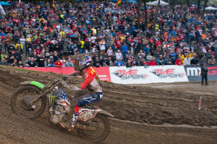2018 RedBud Motocross of Nations Results
