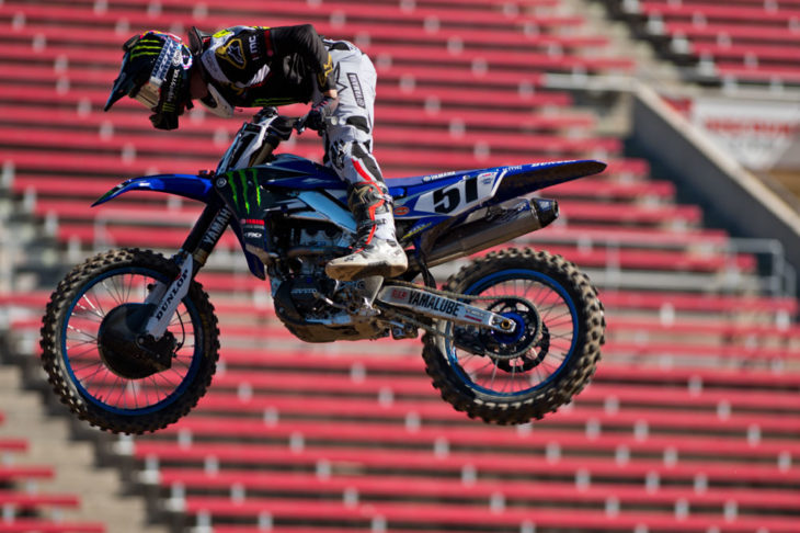 2018 Monster Energy Cup Press Day Gallery
