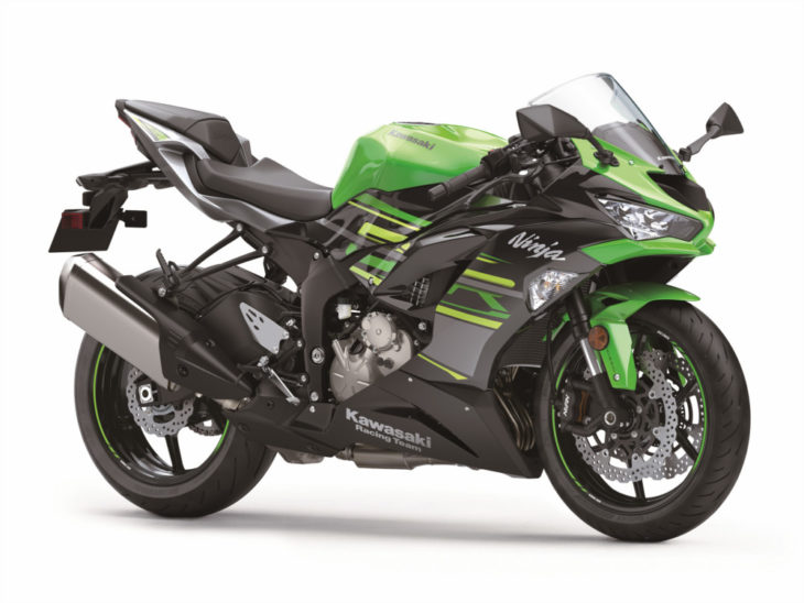 2019 Kawasaki Ninja ZX-6R First Look 1
