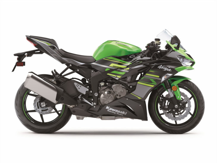 2019 Kawasaki Ninja ZX-6R First Look 6