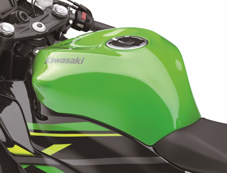 2019 Kawasaki Ninja ZX-6R First Look 5