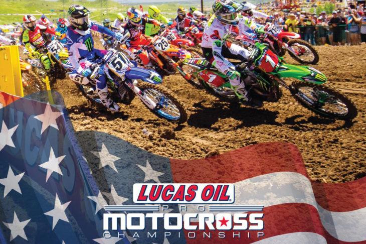 2019 Lucas Oil Pro Motocross Championship