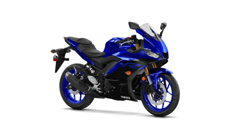 2019 Yamaha YZF-R3 First Look