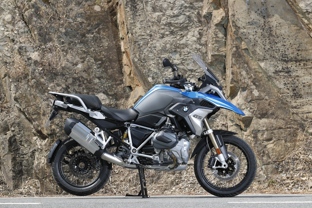 2019 Bmw R1250gs First Impression Cycle News