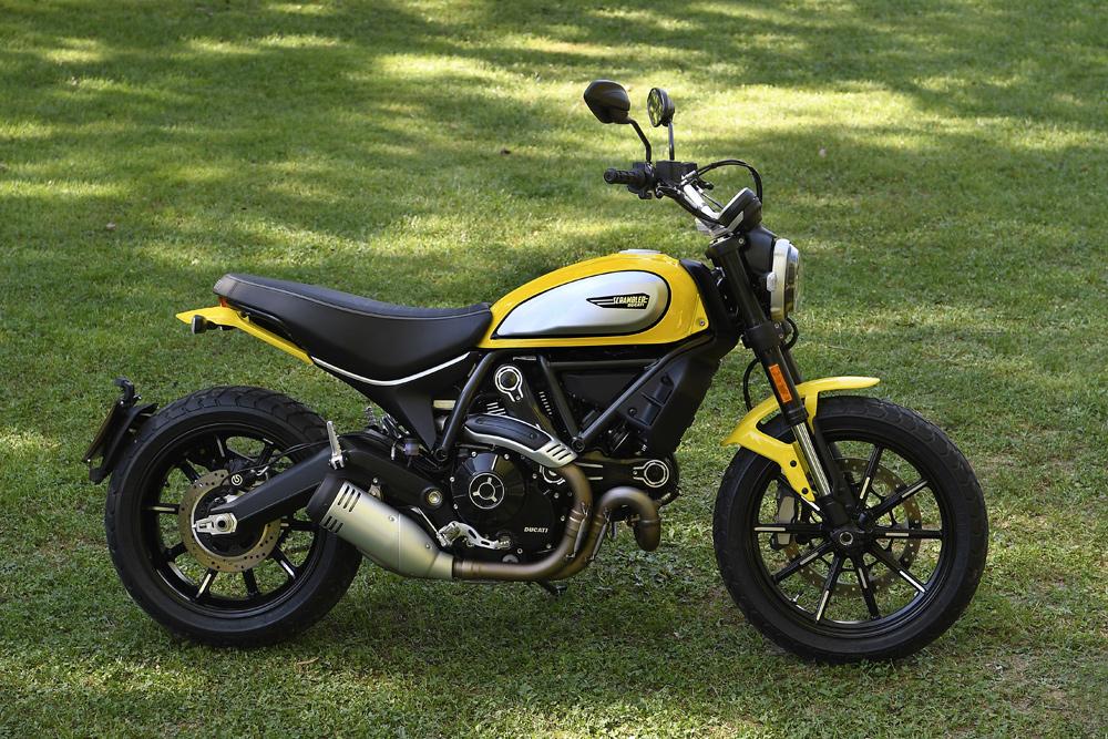 2019 Ducati Scrambler Icon First Impression Cycle News