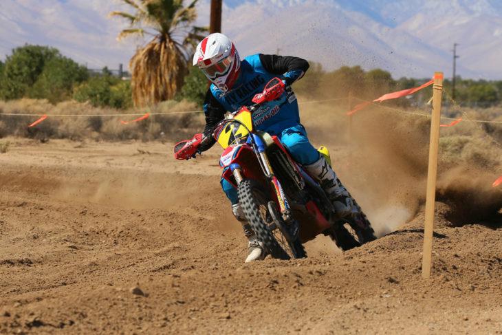 JCR Honda Trevor Stewart