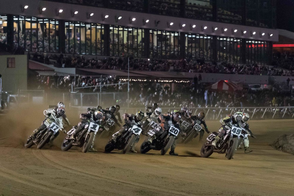 American Flat Track | Photo by Brian J. Nelson
