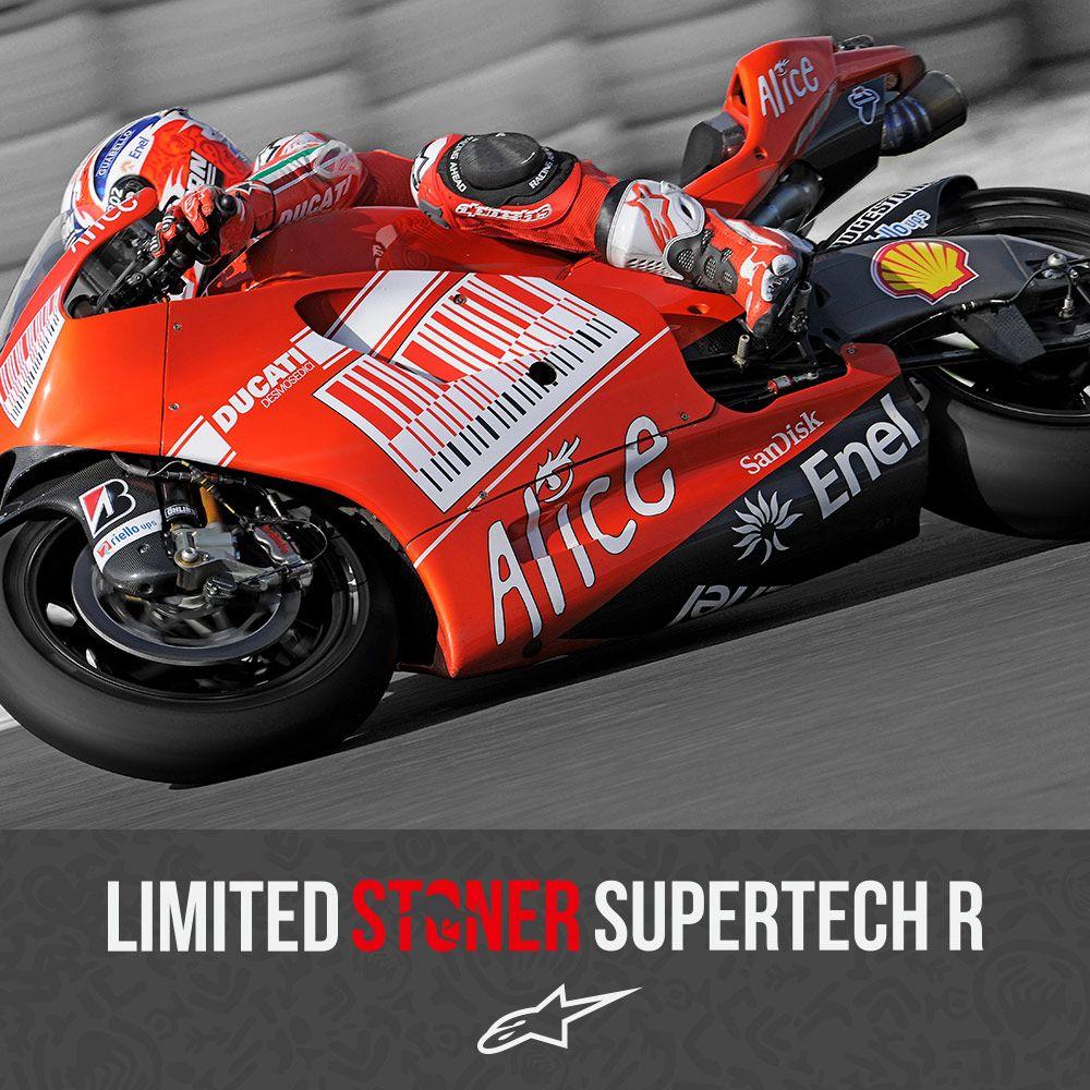 Alpinestars LE Stoner Supertech R Race Replica (1)
