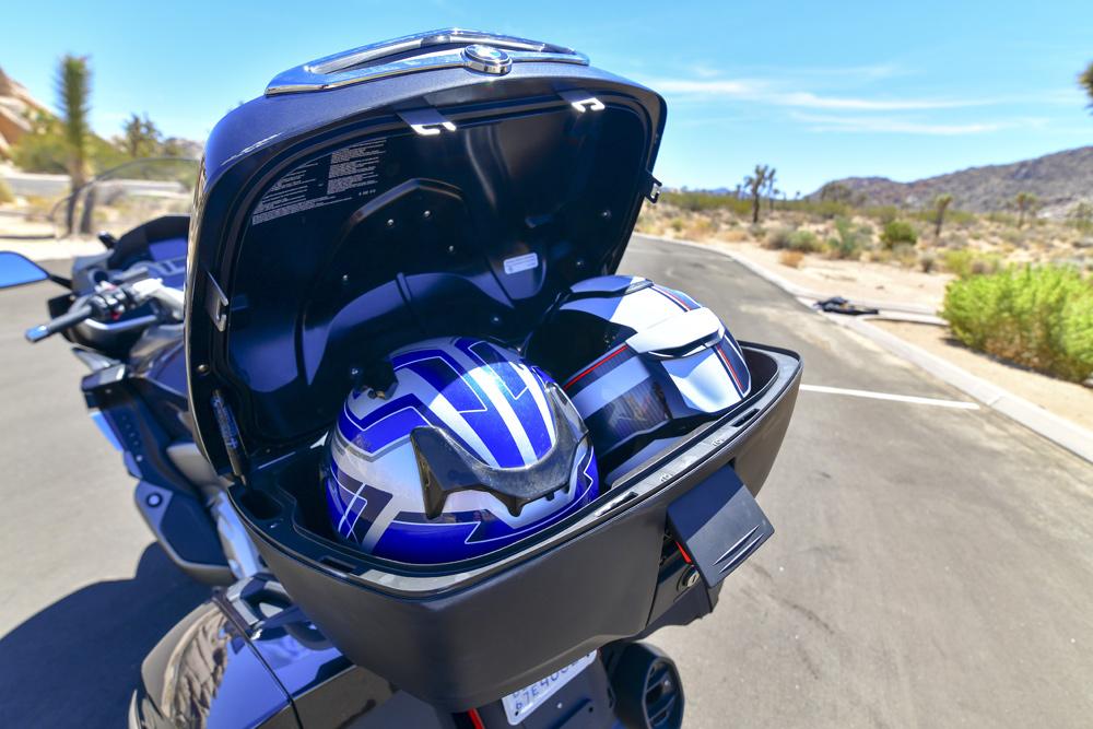 Honda Gold Wing Tour vs  BMW K 1600 GTL - Cycle News