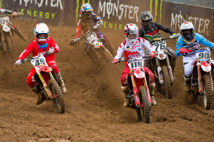 Team Puerto Rico Into the MXoN