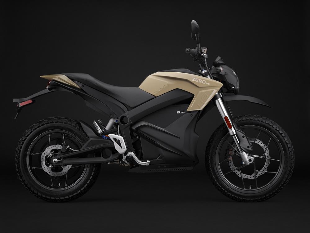 2019 Zero Motorcycles