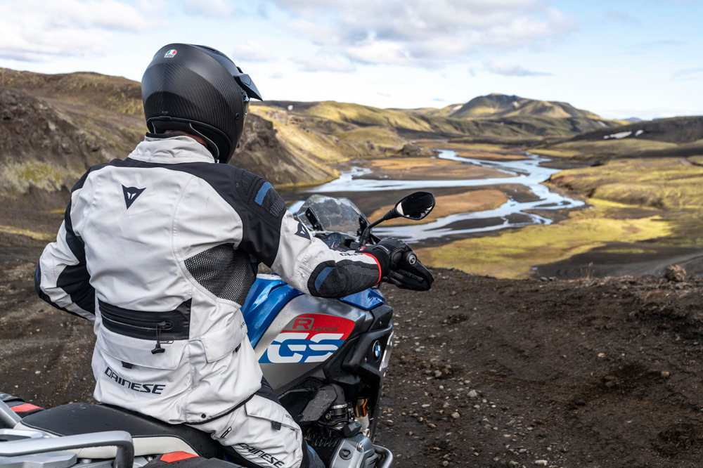 Dainese is Back at Intermot With Explorer and the New D-Air Product Range