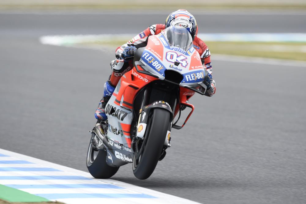 Dovizioso, Japanese MotoGP 2018