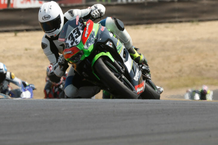 Long-time racer Jeremy Toye has fired up a new company designed to get new racers on track with Kawasaki's brilliant little Ninja 400, and he gave us a chance to thrash one at Sonoma's AFM round