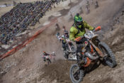 There is no shortage of amateur participation at extreme events like the Red Bull Hare Scramble at the Erzbergrodeo. PHOTO BY RED BULL CONTENT POOL