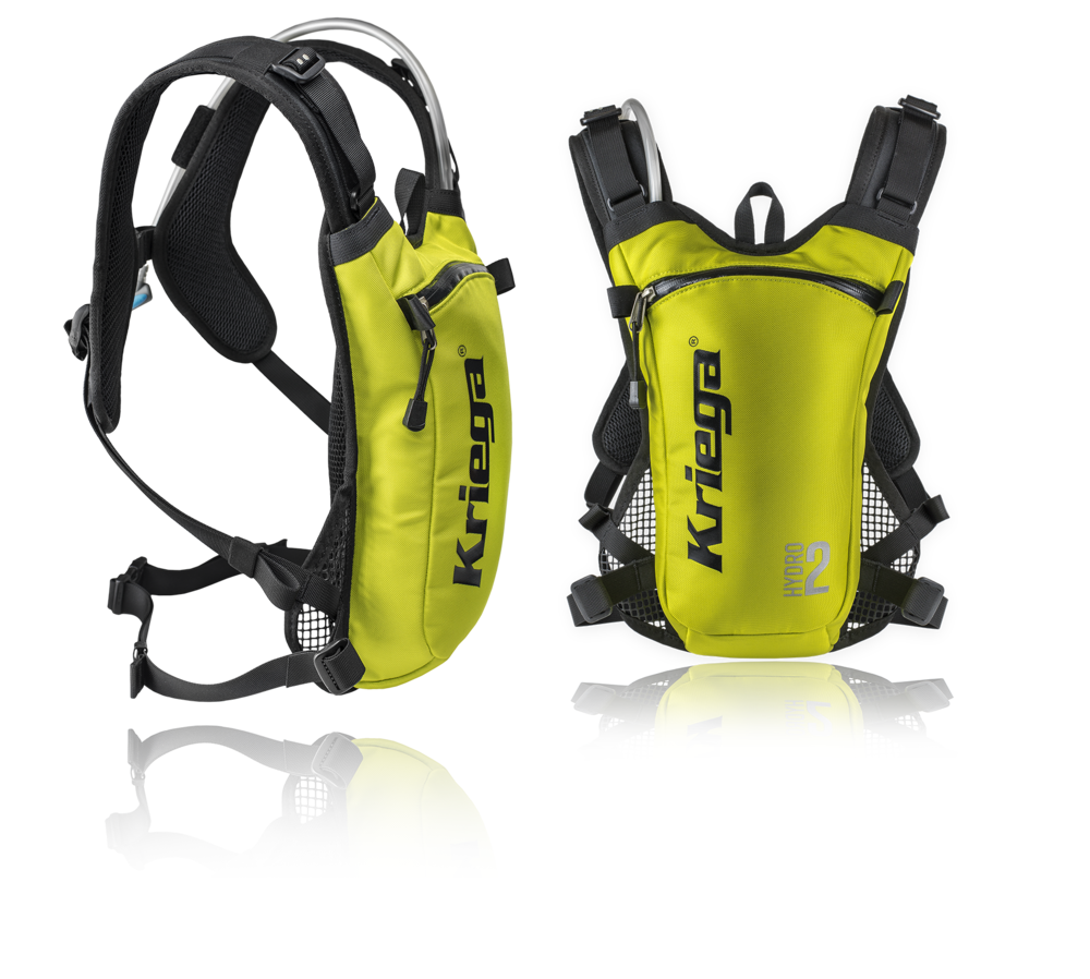 017cb83d671 Kriega Hydro-2 Hydration Pack - Cycle News