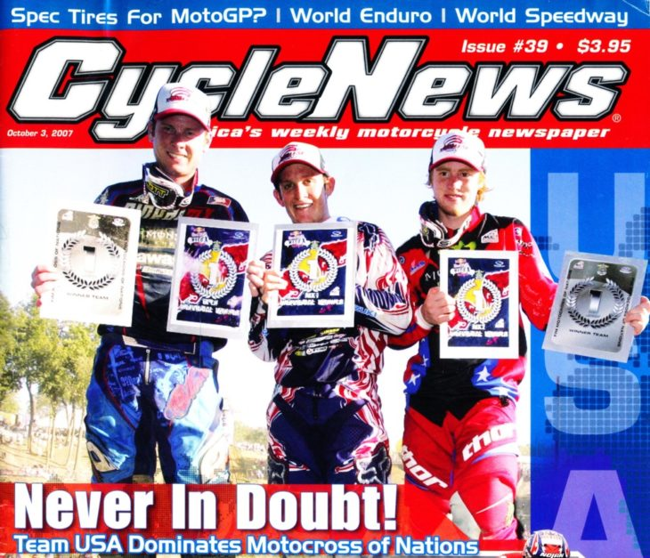 MXdN 2007 CN cover