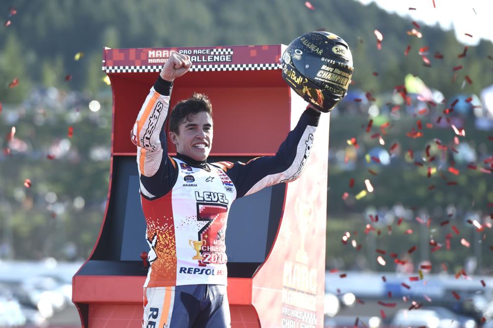 Marquez, Japanese MotoGP race 2018