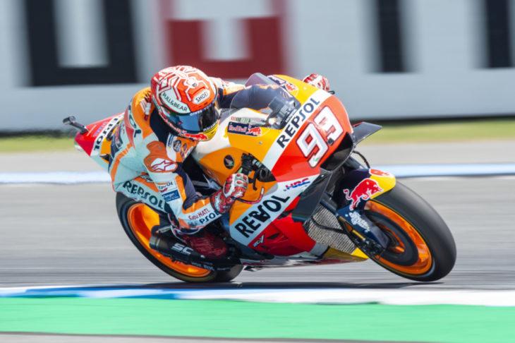 Marquez, Thailand MotoGP 2018