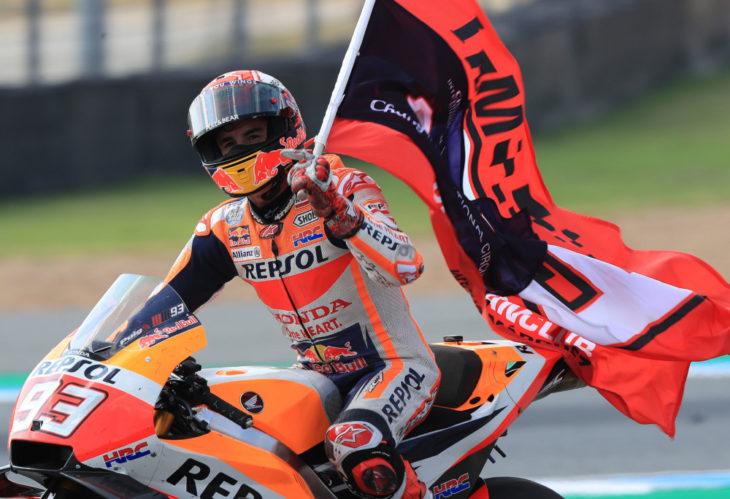 Marquez, MotoGP race,Thailand MotoGP 2018