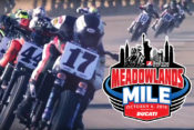 Ducati Presenting Partner of 2018 American Flat Track Meadowlands Mile