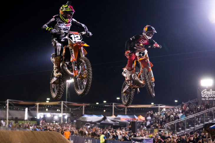 Shane McElrath Ryan Dungey Red Bull Straight Rhythm
