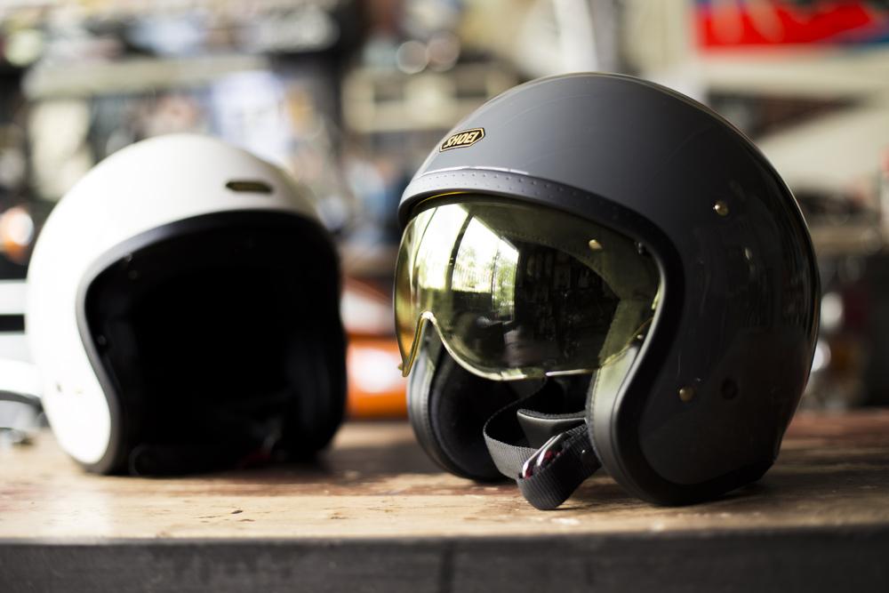 Shoei J•O Helmet