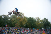 Tony Cairoli at the MX of Nations at RedBud.