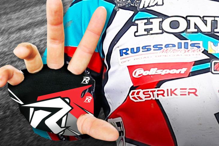 Risk Racing Palm Protectors