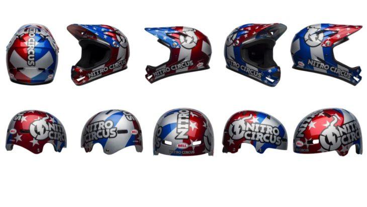 Nitro Circus x Bell Helmets