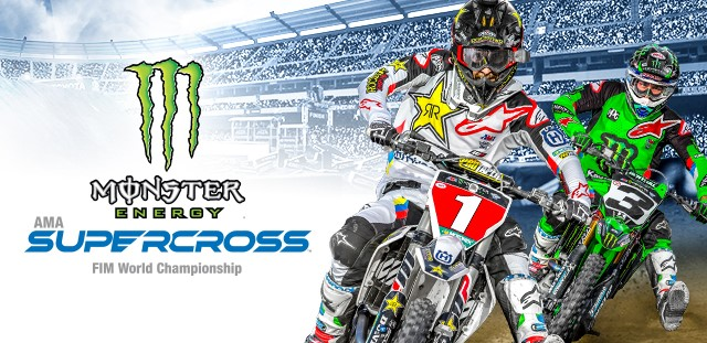 Presale for Supercross