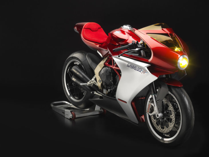 MV Agusta Superveloce 800 Prototype First Look 14