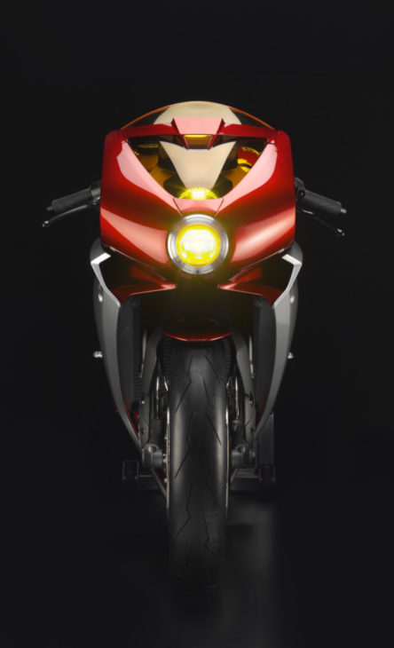 MV Agusta Superveloce 800 Prototype First Look 13