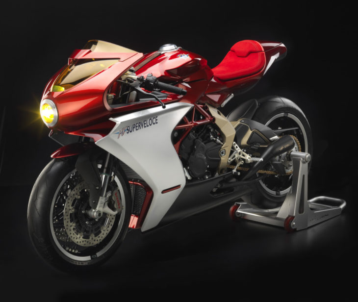 MV Agusta Superveloce 800 Prototype First Look 12