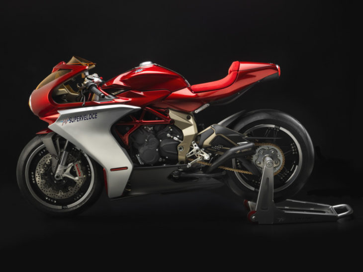 MV Agusta Superveloce 800 Prototype First Look 10