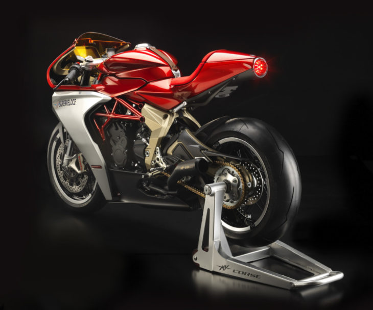 MV Agusta Superveloce 800 Prototype First Look 9