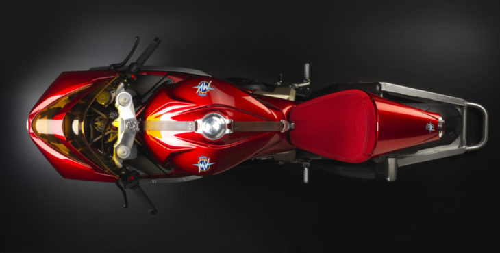 MV Agusta Superveloce 800 Prototype First Look 6