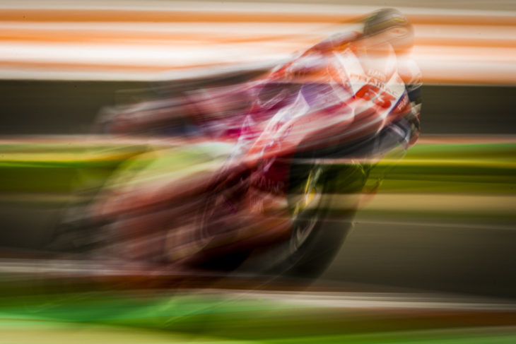 2018 Valencia MotoGP Test Day Two Results