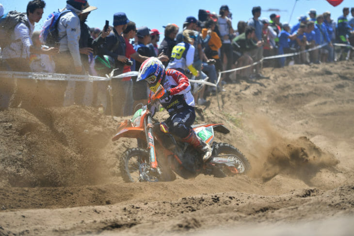 2018 ISDE Chile Final Results