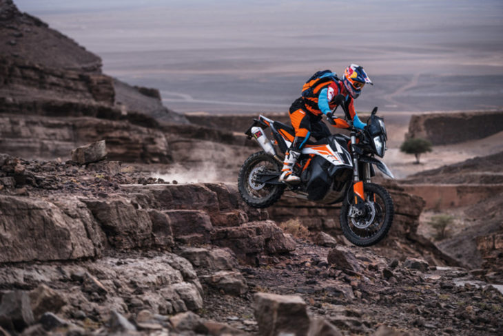 2019 KTM 790 Adventure and 790 Adventure R First Look 9