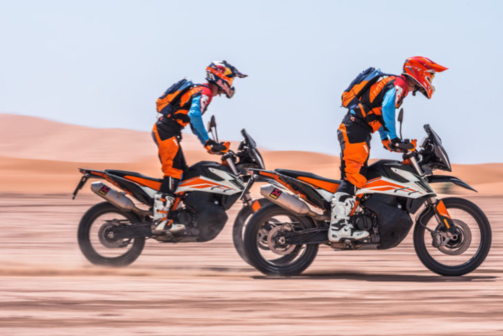 2019 KTM 790 Adventure and 790 Adventure R First Look 7