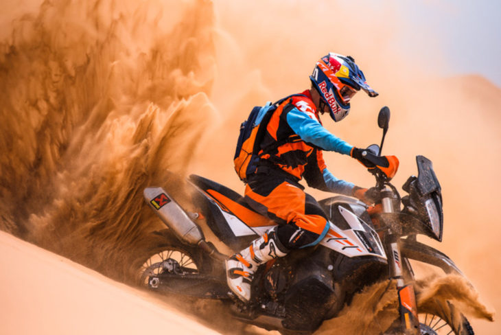 2019 KTM 790 Adventure and 790 Adventure R First Look 6