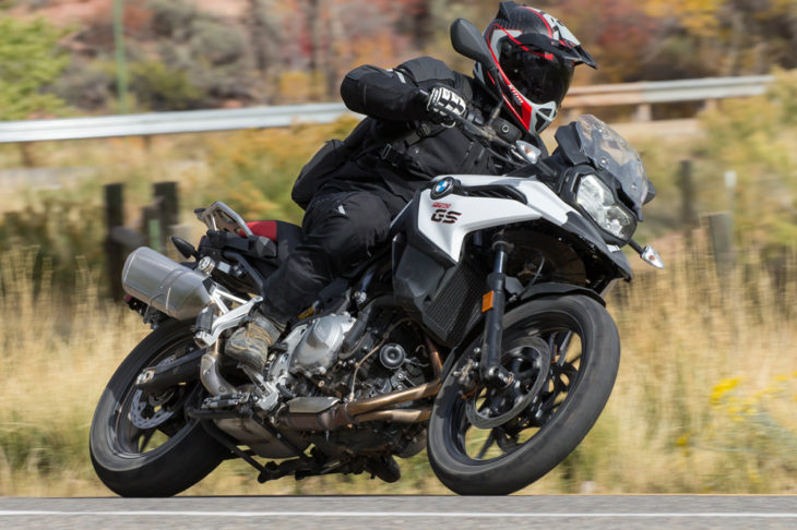 With a clean sheet of paper, BMW is putting some new charge back into their trusty middleweight adventure steed. Say hello to the BMW F 750 GS